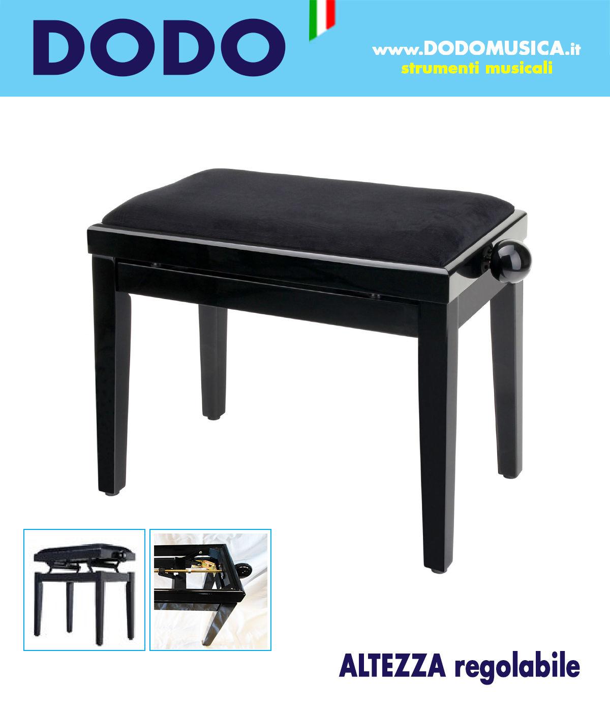 Panca pianoforte